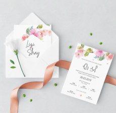 תמונה 7 מתוך חוות דעת על HIGH-de היידה עיצוב ומיתוג אירועים - הזמנות לחתונה