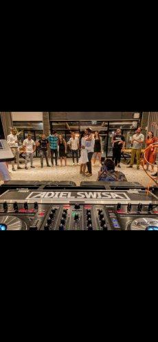 תמונה 1 מתוך חוות דעת על עדיאל סויסה | DJ ADIEL SWISA - תקליטנים