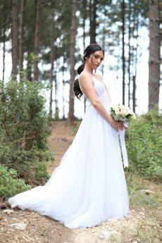 תמונה 6 מתוך חוות דעת על ענת פסחוב anat pesahov - שמלות כלה