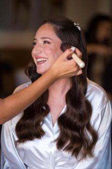 תמונה 8 של קשת חקון איפור ועיצוב שיער לכלות - איפור כלות
