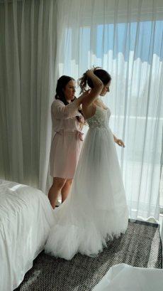 תמונה 7 מתוך חוות דעת על אוהד קריאף - שמלות כלה