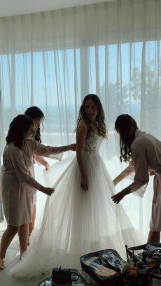 תמונה 8 מתוך חוות דעת על אוהד קריאף - שמלות כלה