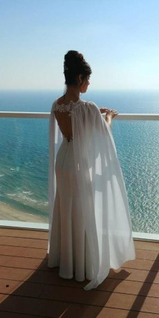 תמונה 10 מתוך חוות דעת על תשומת לב שנטל - שמלות כלה